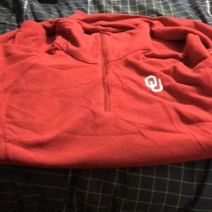 Columbia size small zip pullover
